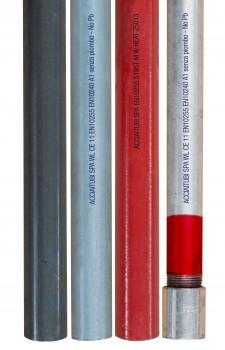 Tubi di acciaio: tubi gas e acqua saldati