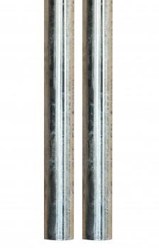 Tubi scanalati in acciaio - EN 12899-1