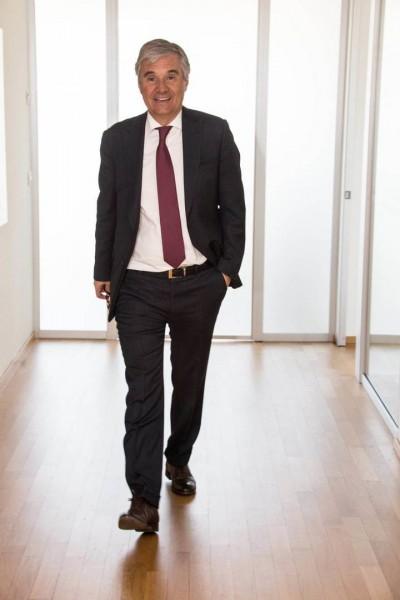 Marco Berera, président d'Acciaitubi