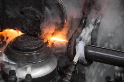 Personnalisation du tube en acier